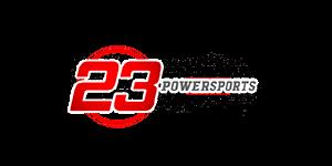 23 POWERSPORTS LOGO